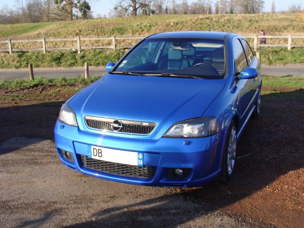 Opel Astra G OPC 2003