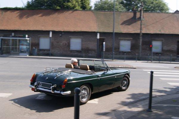 MG B 1965