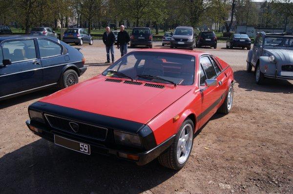 Lancia Beta Monte Carlo 1975
