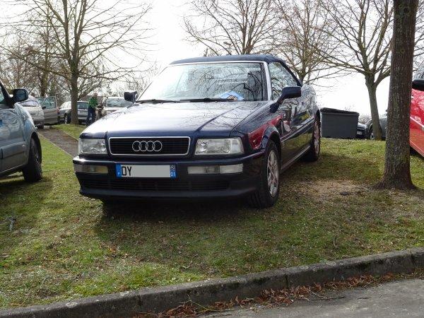 Audi Cabriolet B4 1992