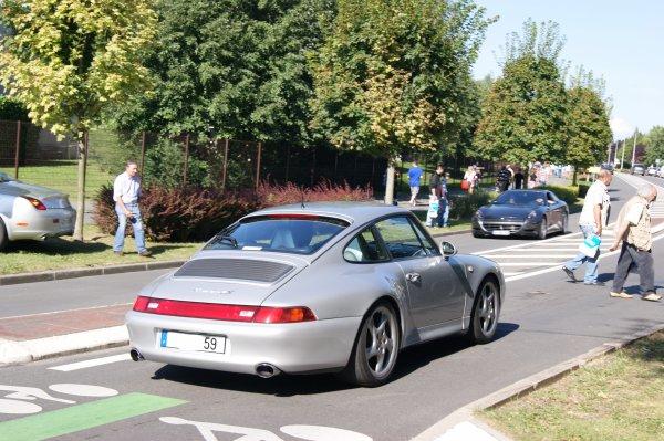 Porsche 993 Carrera 4S 1995