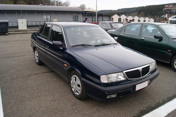 Lancia Dedra 1989