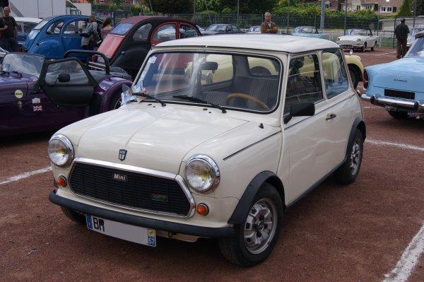 Mini E 1984