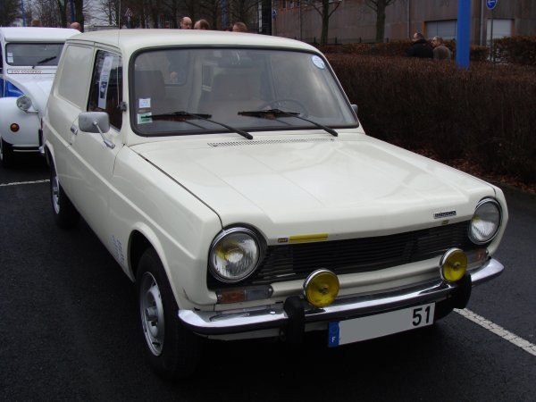 Simca 1100 VF1 1978