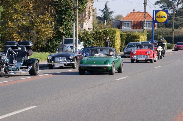Lotus Elan S4 1968
