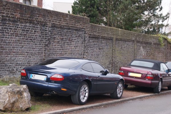 Jaguar XKR X100 1998