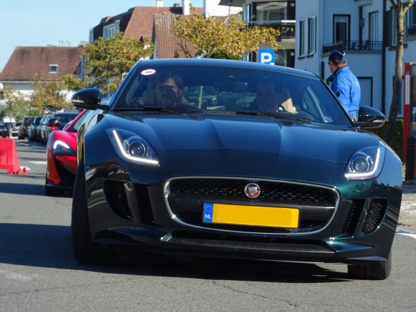 Jaguar F-Type S 2016