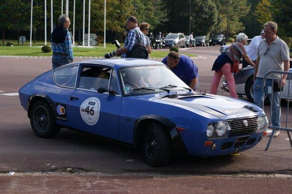 Lancia Fulvia Sport Zagato 1965