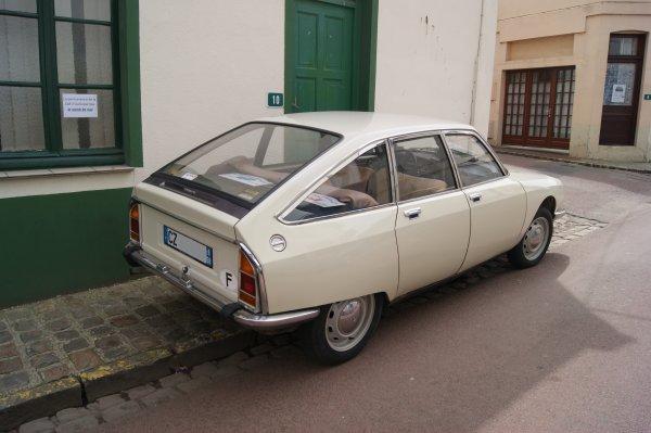 Citroën GS Club 1970