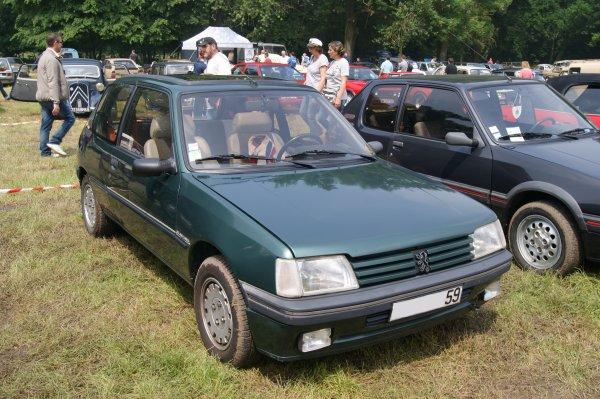 Peugeot 205 Rolland Garros 1989
