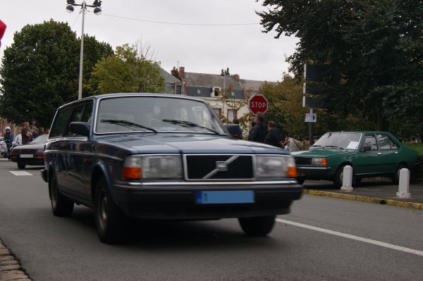 Volvo 240 break 1985