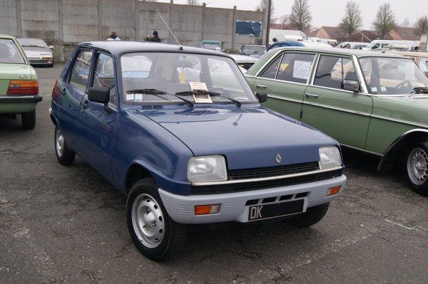 Renault 5 L 1980