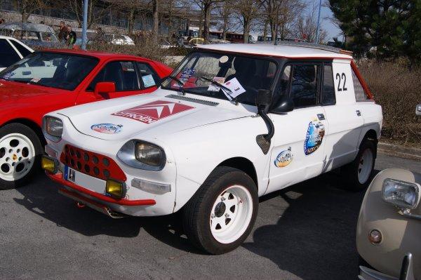 Citroën Ami 8 1973