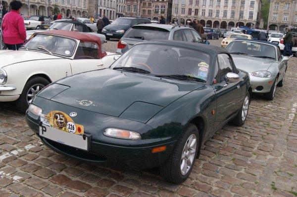 Mazda MX5 Monza 1997