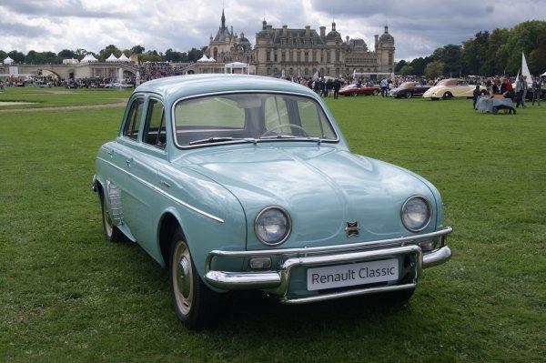 Renault Dauphine Henney kilowatt 1959