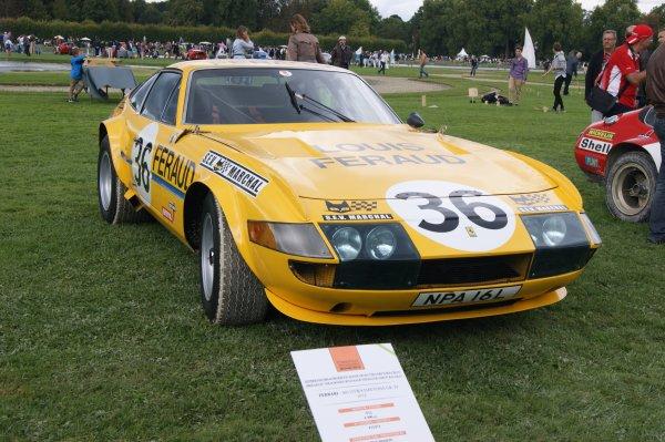 Ferrari 365 GTB/4 Groupe 4 1972