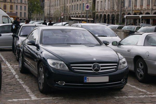 Mercedes CL 600 C216 2006
