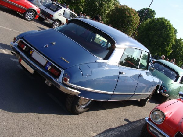 Citroën DS 21 Pallas 1967