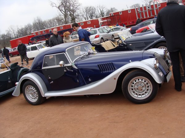 Morgan Plus 4 2004