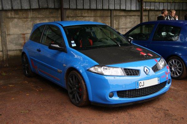 Renault Mégane RS R26R 2008