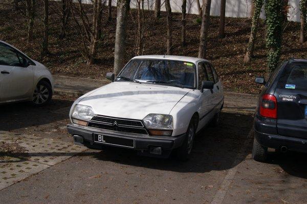 Citroën GSA X3 1982