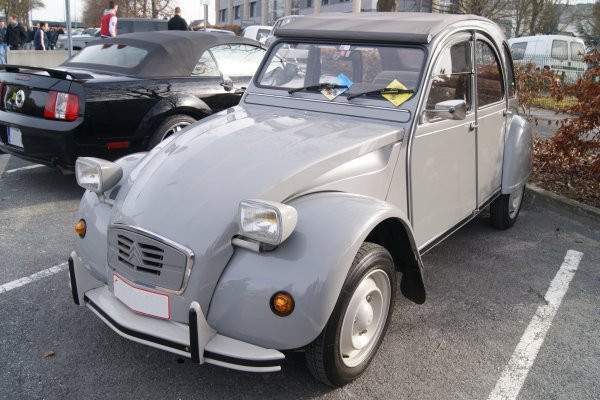 Citroën 2 CV 6 Club 1985