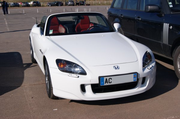 Honda S 2000 Ultimate Edition 2009