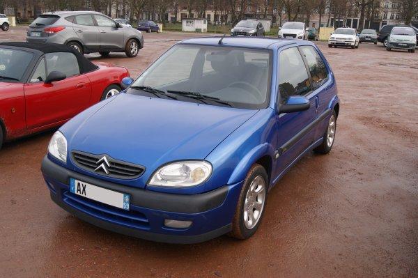 Citroën Saxo VTS 1999