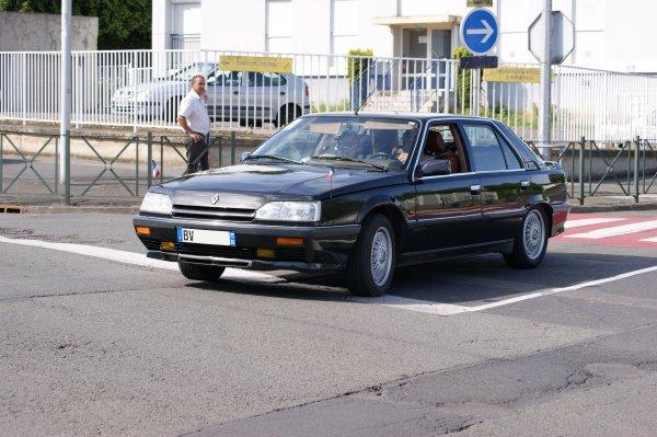 Renault 25 V6 Turbo Baccara 1991