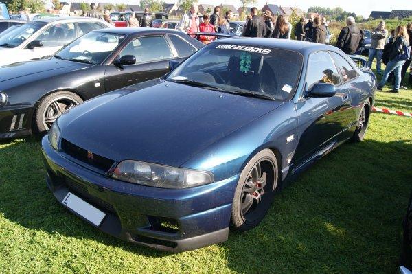 Nissan Skyline R33 1993