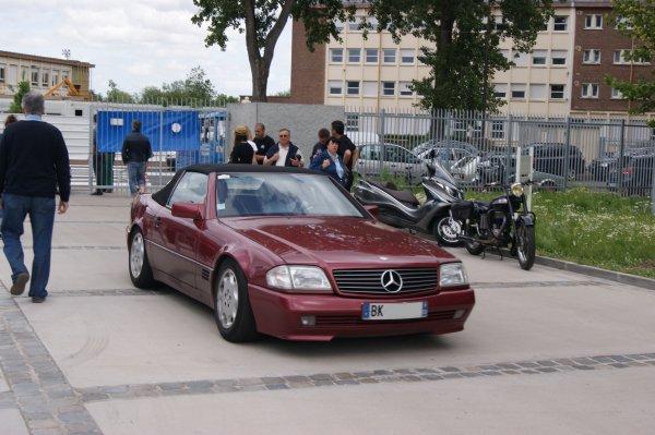 Mercedes 300 SL R129 1989