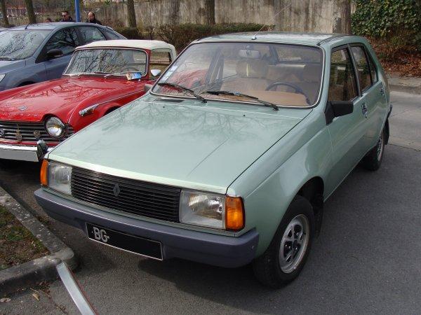 Renault 14 GTL 1979