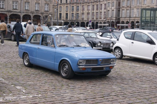 Triumph Toledo 1975