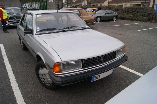 Peugeot 305 SR 1982
