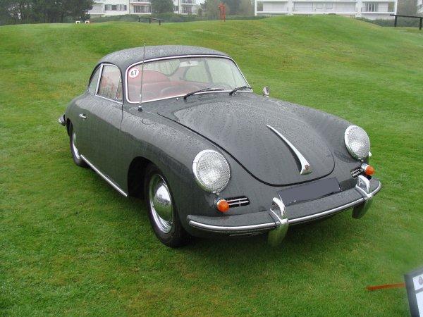 Porsche 356 BT6 1963