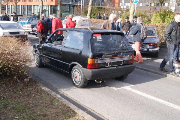 Fiat Uno Turbo 1986