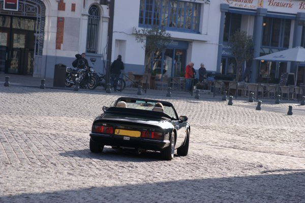 TVR V8 1991