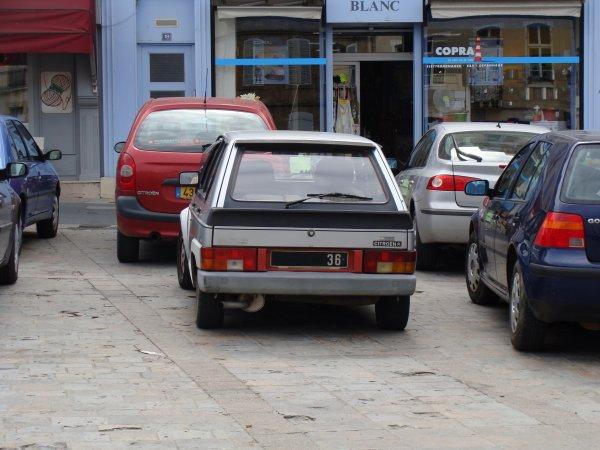 Citroën Visa GTI 1984