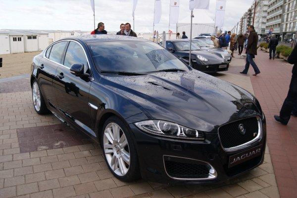 Jaguar XF-R 2011