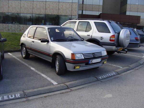 Peugeot 205 GTI 1985
