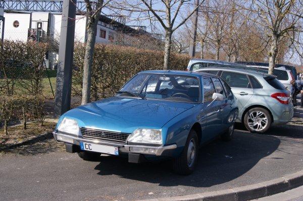 Citroën CX 1977