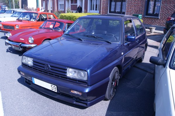 Volkswagen Golf 2 Rallye 1989