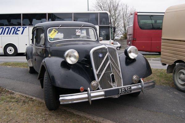 Citroën Traction 15/6 D 1950