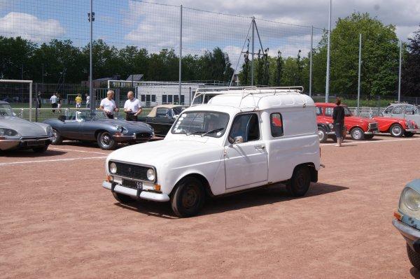Renault 4 Fourgonnette 1976