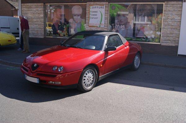 Alfa Romeo Spider 1994