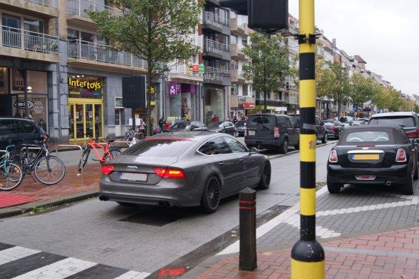 Audi S7 2011