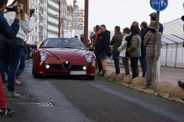 Alfa Romeo 8C Spider 2006