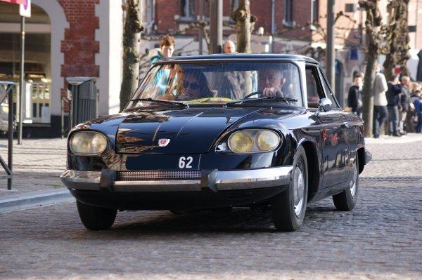Panhard 24 CT 1966