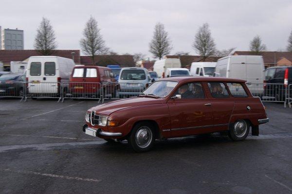 Saab 95 1974