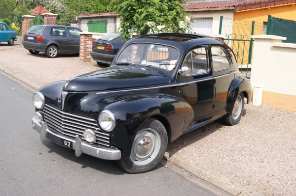 Peugeot 203 1953